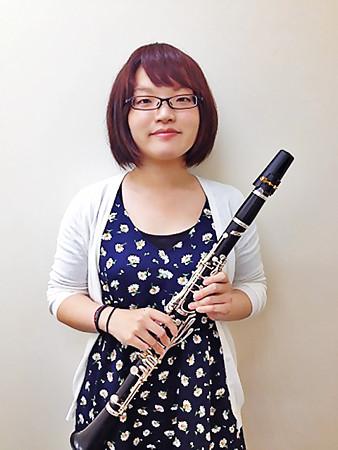 小合澤智子 こあいざわともこ クラリネット奏者