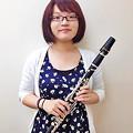 写真: 小合澤智子 こあいざわともこ クラリネット奏者 Tomoko Koaizawa