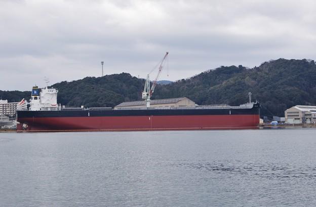 KB JAKE(ばら積み船)