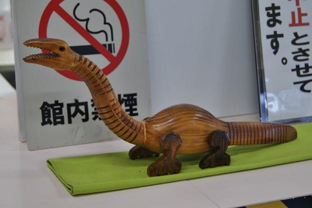 福井県立博物館.土産売り場のおもちゃ