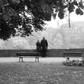 晩秋のハイデルブルグ