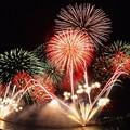 2014年8月3日 清水みなと祭り 海上花火大会(5)