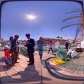 2016年4月30日 清水港日の出埠頭 日本丸 船内公開 360度パノラマ写真(1) HDR 修正