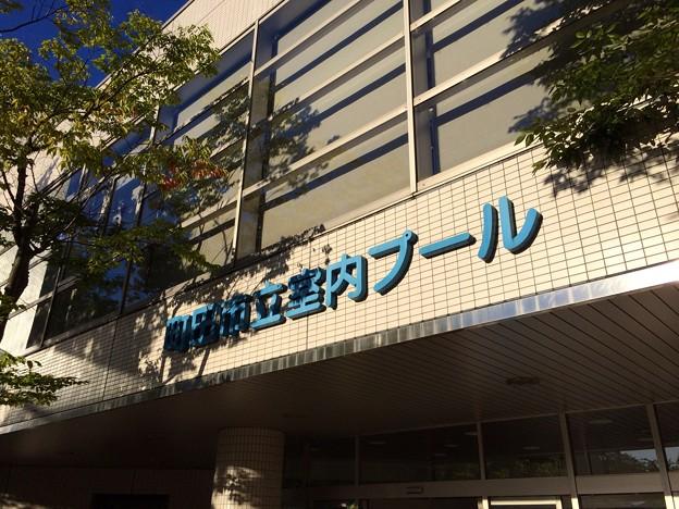 140805 町田市立室内プール