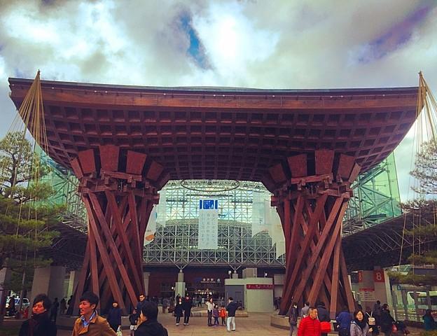 151230 金沢駅
