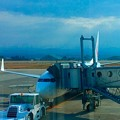 写真: 160102 小松空港