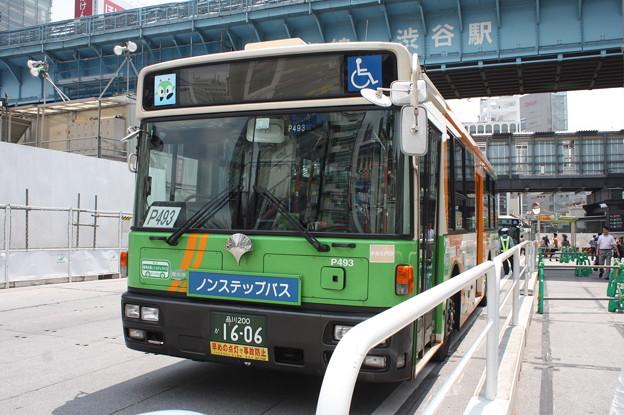 東京都交通局 B-P493