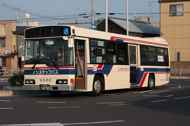 茨城交通 1450号車