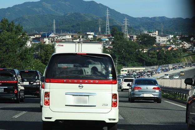 中央道の渋滞