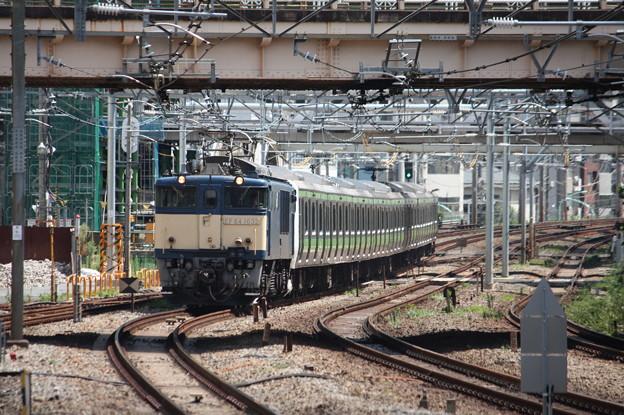 E231系500番台トウ520編成8両 新津配給 6