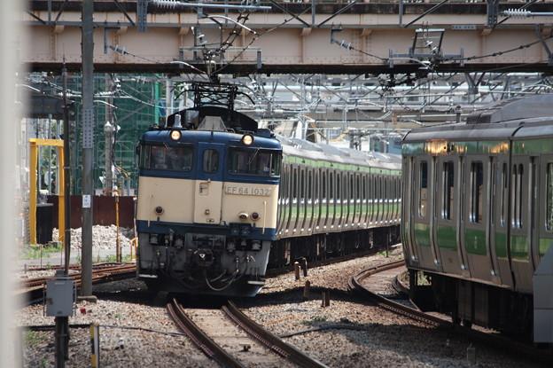 E231系500番台トウ520編成8両 新津配給 8