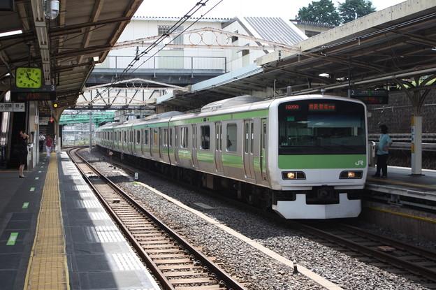 山手線 E231系500番台トウ549編成