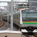 E233系3000番台L04編成 868M 普通上野行