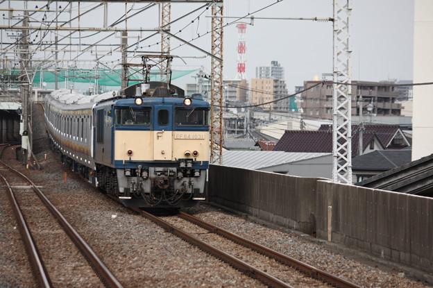 南武線E233系8000番台N5編成 配給輸送 2