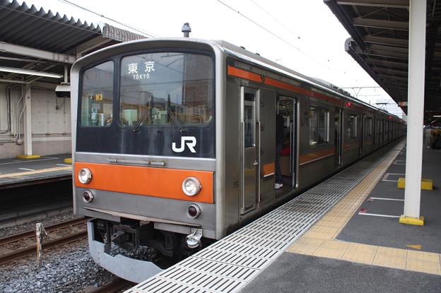 武蔵野線 205系5000番台ケヨM3編成