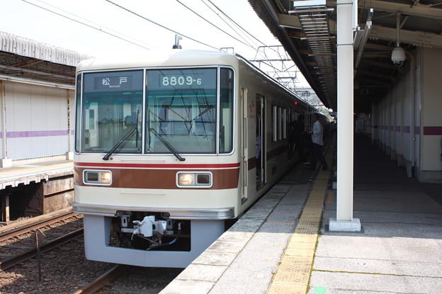 新京成電鉄8800形8809編成 松戸行