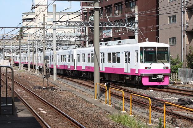 新京成電鉄8800形8816編成 新塗装