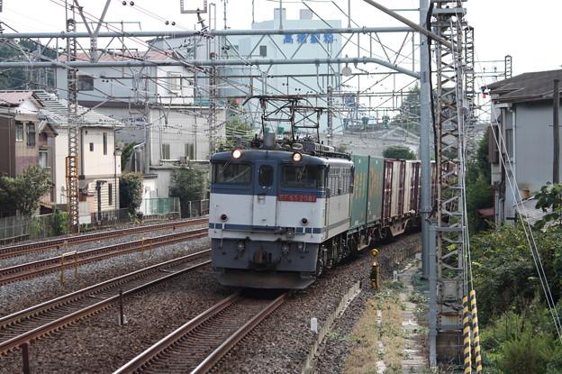 74レ EF65 2081牽引 3