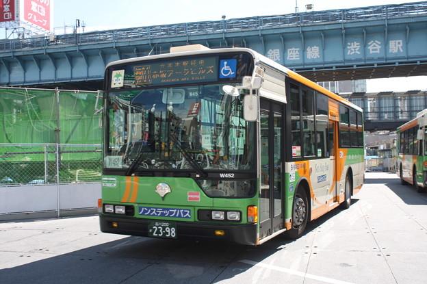 東京都交通局 B-W452
