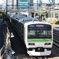 Photos: 山手線 E231系500番台トウ502編成 新宿・池袋方面行