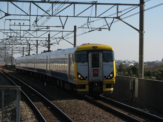 E257系500番台NB-05編成