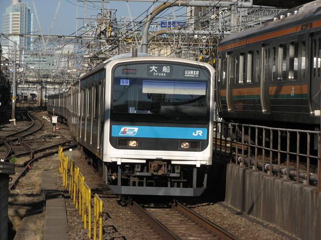 Photos: 京浜東北線 209系ウラ59編成