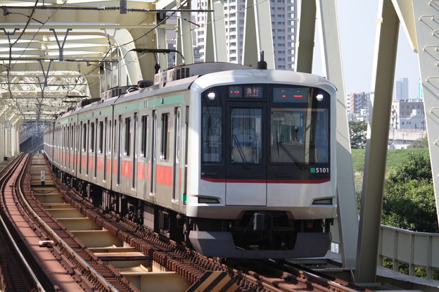 東急5000系5101F