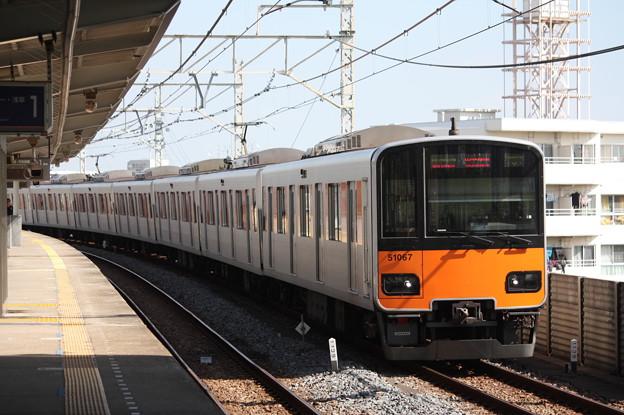 東武スカイツリーライン 50050系51067F