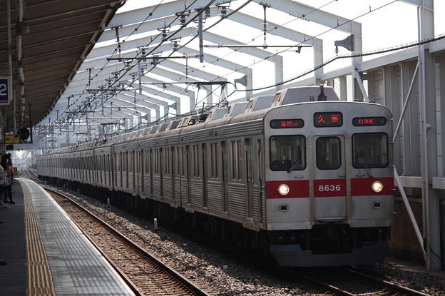 東急8500系8636F