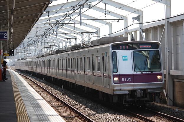 東京メトロ8000系第5編成