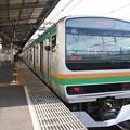 写真: 上野東京ライン E231系1000番台U51編成 1571E 普通小田原行