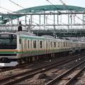 写真: 上野東京ライン E231系1000番台K18編成 1889E 普通平塚行