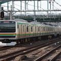 上野東京ライン E231系1000番台K10編成 1891E 普通伊東行