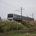 Photos: 試9322M E531系3000番台K551編成 性能確認試運転 (4)
