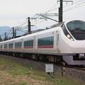 Photos: E657系K5編成 前面強化板 1007M 特急ひたち7号 いわき行