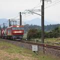 Photos: 2095レ EH500-19牽引