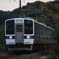 水戸線 415系1500番台K544編成 758M 普通小山行