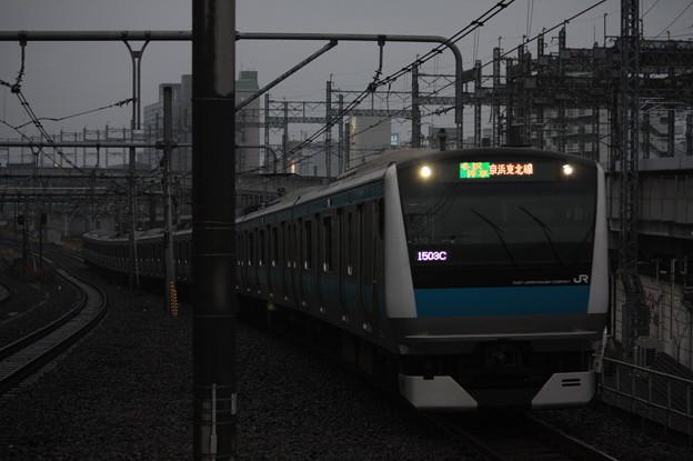 京浜東北線 E233系1000番台ウラ110編成