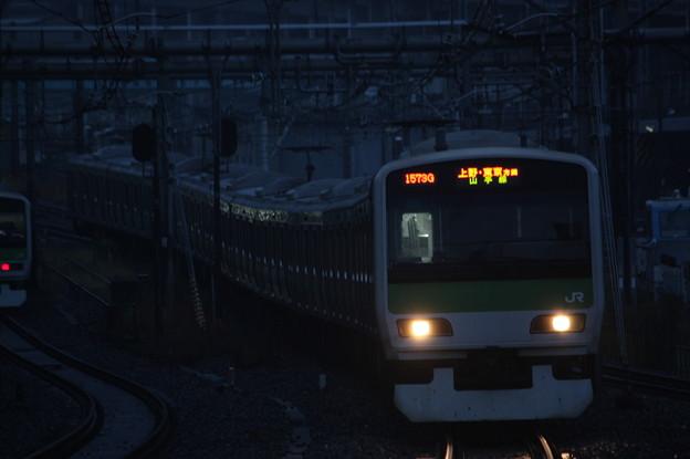 山手線 E231系500番台トウ501編成