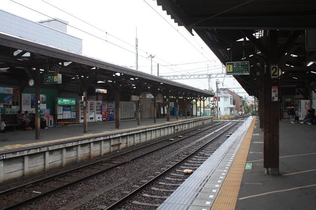 長谷駅ホーム 3