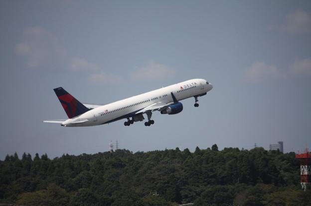 デルタ航空 ボーイング757-200 N536US (3)