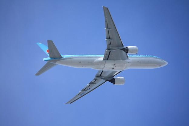 大韓航空 ボーイング777-200 HL7766 (6)