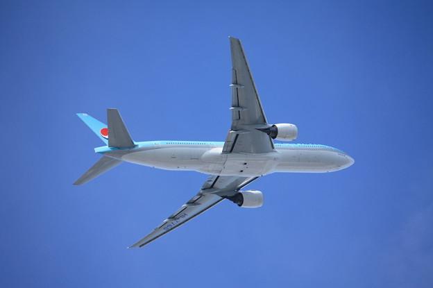 大韓航空 ボーイング777-200 HL7766 (7)