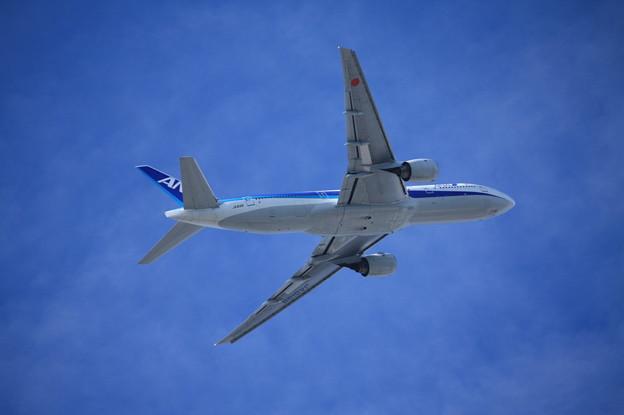 全日空 ANA ボーイング777-200 JA8198 (7)