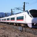 E657系K2編成「前面強化」 1007M 特急ひたち7号 いわき行