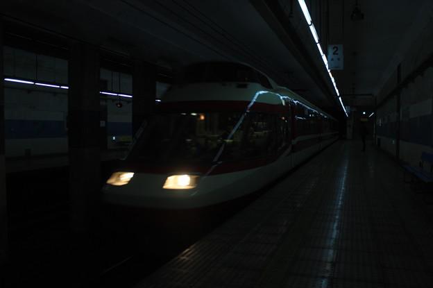 長野電鉄1000系 ゆけむり