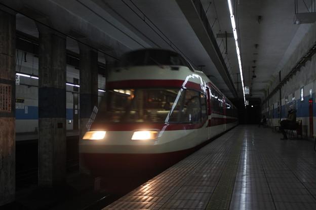 Photos: 長野電鉄1000系 ゆけむり