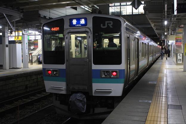 篠ノ井線 211系3000番台N331編成