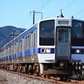 水戸線 415系1500番台K537編成 735M 普通勝田行 (2)