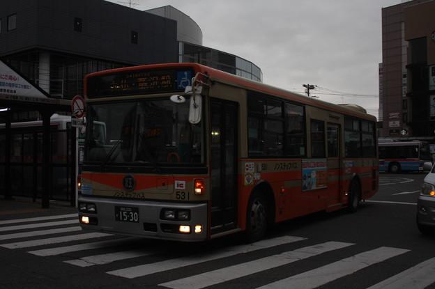 江ノ電バス 531号車